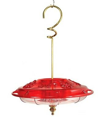 Aspects 381 Hummzinger Fancy Hummingbird Feeder - Rose