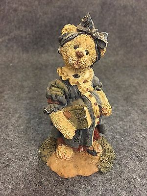 """Boyds Bears & Friends Collection """"Mama McBear...Anticipation"""" 1995 Style 2282"""