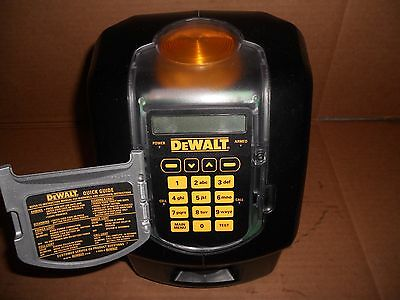 DeWalt  DS100  Portable Jobside Security Base Unit