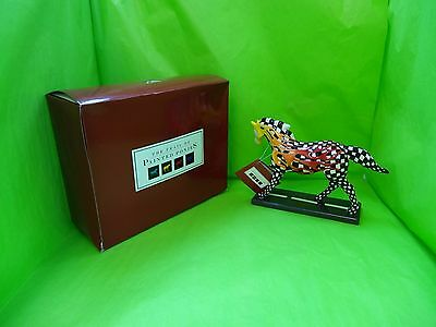 Westland Trail of Painted Ponies: Horsepower to BURN Horse. MWMT. 2E Low#