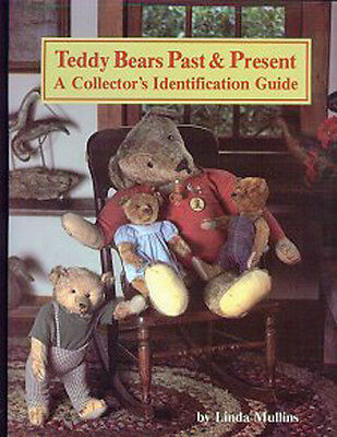 TEDDY BEARS PAST & PRESENT COLLECTOR IDENTIFICATION BOOK German & American Bears
