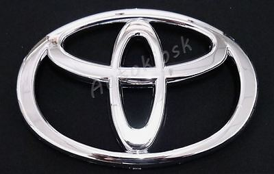 TOYOTA Hilux 2004-2013 160 x 110mm New 4 Runner Chrome Grille Badge