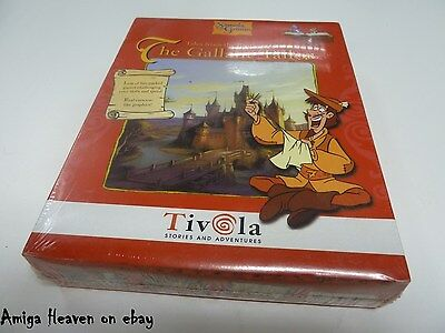 Old IBM PC and Mac CD Rom Game Tales From THe Brothers Grimm The Gallant Tailor