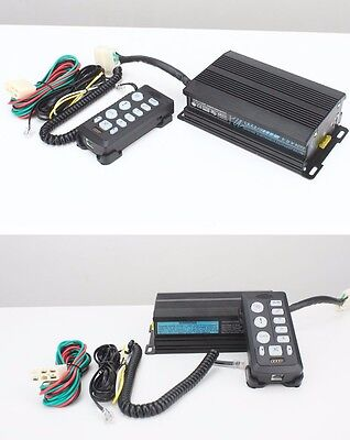 Host Alarm Without Speaker Police Siren Electrical ESV6203 200W 12V One-Way Auto