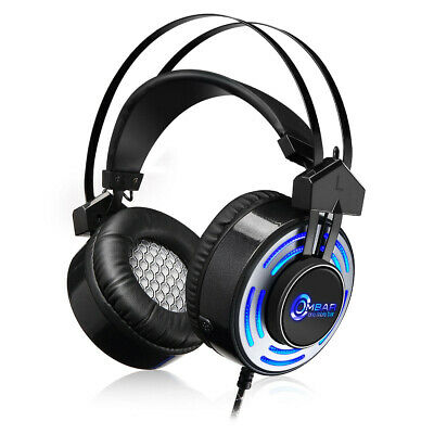 Gaming Headset Xbox One Headphone PC Earphone Stereo Bass For PS4 Xbox one