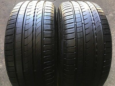 2 X 235 45 17 Pirelli Cinturato P1 % 90 Fitting Available, Freight