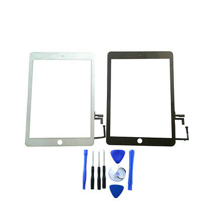 Weißer Touch Screen Digitizer Glaslinse Ersatz für Apple iPad Air 5 A1474