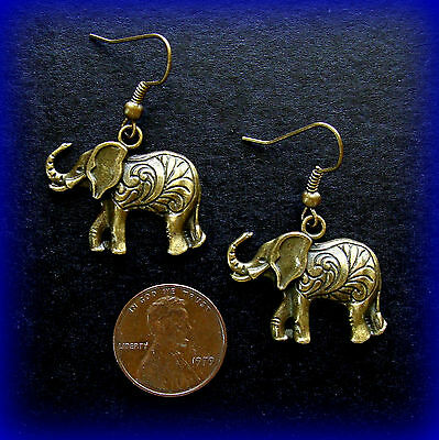 GOP or University of ALABAMA ELEPHANT Earrings Jewelry - Republican theme