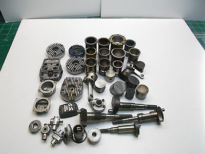 Nice Huge Lot of  RC Engine Parts