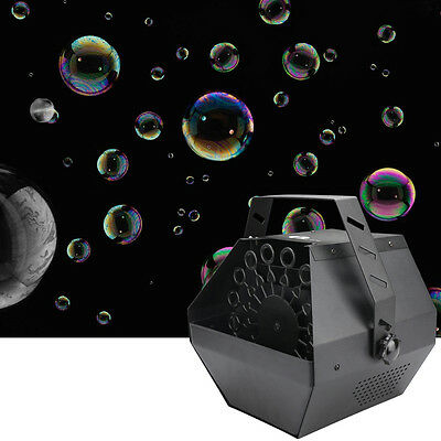 1byone Bubble Effect Machine Automatic Blowing Maker for Kids Garden Disco Party