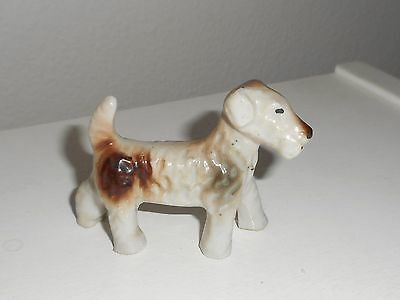 Vintage Airedale Standing Figurine