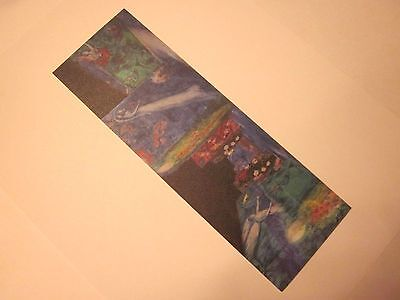 Book Mark Chagall Songs D'une Nuit D'ete Collectible