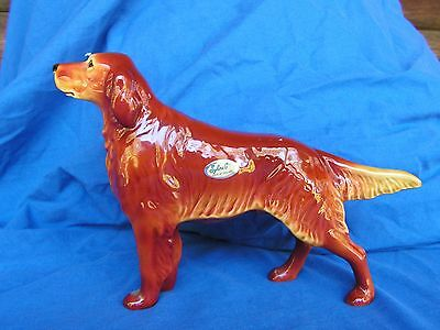 Vintage SylvaC Red Setter ......... Perfect.......