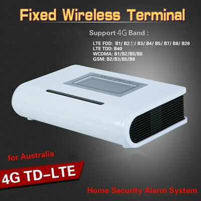 Telstra 3G Phone Dialer Fixed Wireless Terminal for Self Monitoring Alarm System