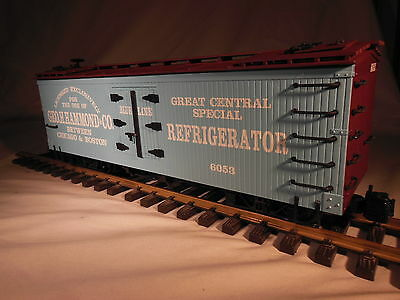 93205 Bachmann Great Central Reefer G Scale