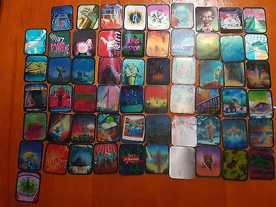 Goosebumps Action Cards Almost Full Collection Missing 1 of the 60 cards