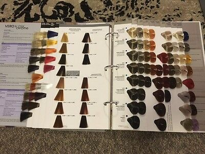 Joico Hair Colour, charts, veroxide and more including free stuff.