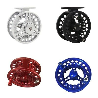 Links/Rechts Fliegenrollen Fliegenfischen Angelrolle Fly Reel Rolle Fishing Reel
