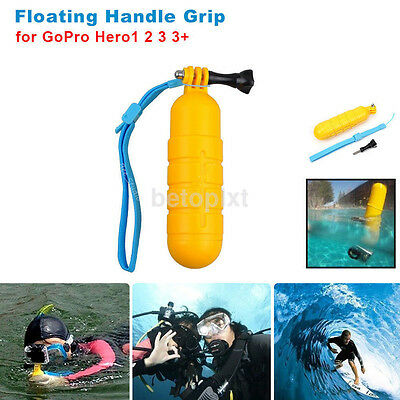 Floating Hand Grip Handle Mount Accessory Float for Gopro Hero 1 2 3 +4 Camera