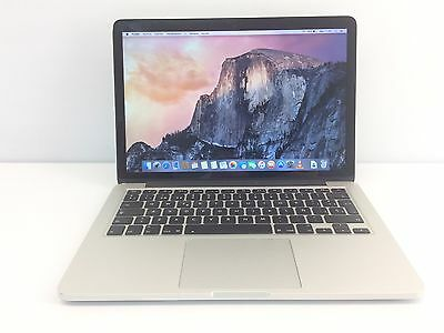 "Apple Macbook Pro Core I5 2.6 13 (2014) (A1502) 8Gb 120Gb Ssd 13.3"" I5 1765180"