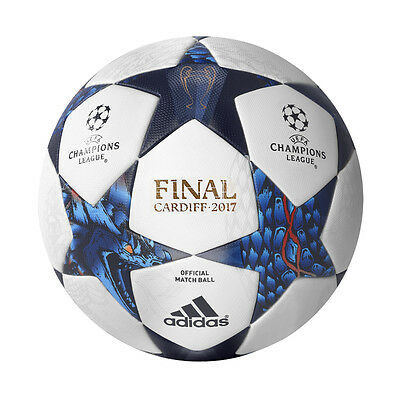 BALL FOOTBALL ADIDAS FINALE CARDIFF CHAMPIONS LEAGUE 2017 OMB s.5 [AZ5200]