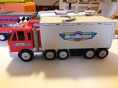 micro machines ottos truck