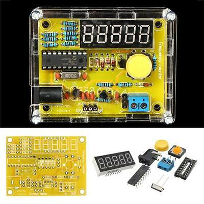 1Hz~50MHz Crystal Frequency Meter Tester Measurement LED 5-Digits DIY Kit