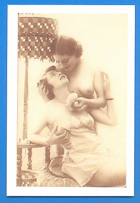Reproduction Glamour Postcard