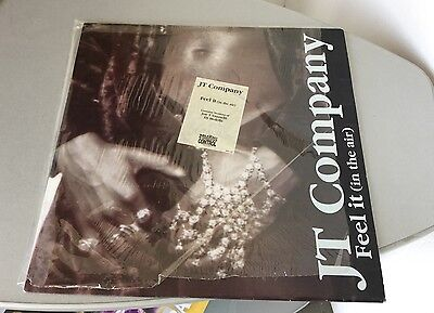 1995# Vintage Single Vinyl Vinile Jt Company Feel It In The Air