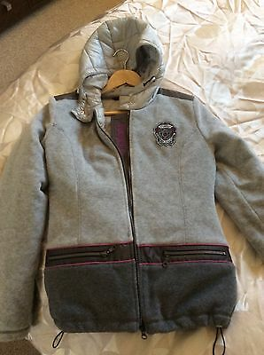 Ladies Pikeur Fleece Jacket Size 38