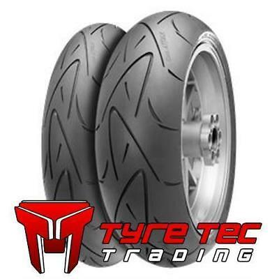 120/70-17 58W & 190/55-17 75W Continental CONTI SPORT ATTACK Motorcycle Tyres