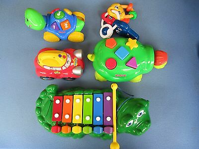 Fisher Price Toddler Toys - Assorted Collection
