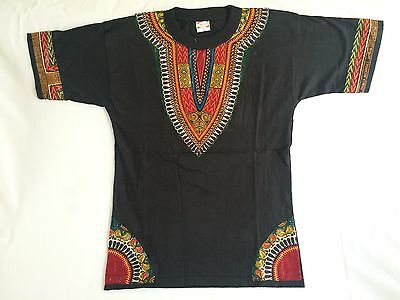 Ethiopian - African - Addis Ababa - Summer T-Shirt - Colour - Top - Shine