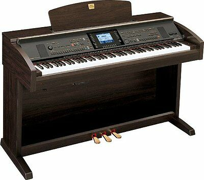 Pianoforte Digitale YAMAHA CLAVINOVA CVP-303 - NERO