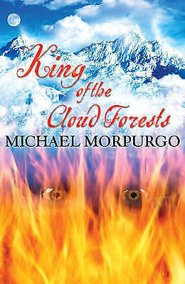 NEW - KING of the CLOUD FORESTS    -  MICHAEL MORPURGO 9781405226684
