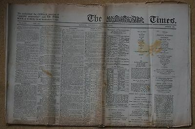 THE TIMES, London Thu. June 22, 1916,