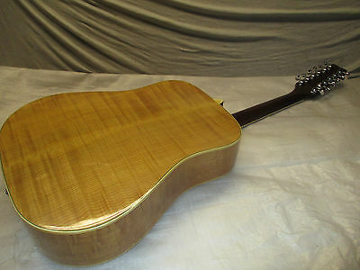 70's PEARL 12 STRING ACOUSTIC -- made in JAPAN
