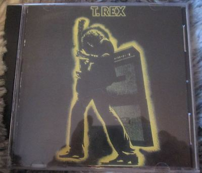 T Rex Electric Warrior CD