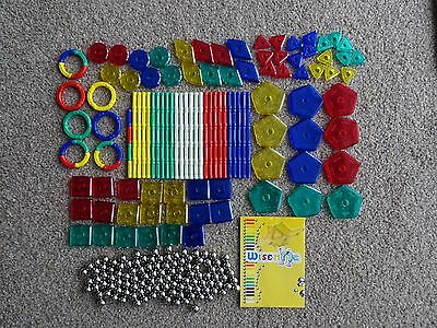 Wisemag Magnetic Toy Construction Set