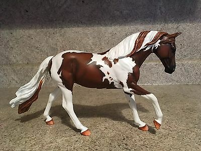 Artist Resin Copperfox Connemara Horse Custom Painted OOAK Traditional