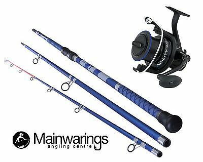 Shakespeare Agility Mk2 Surf Rod & Reel Combo - Great Quality - Great Price!