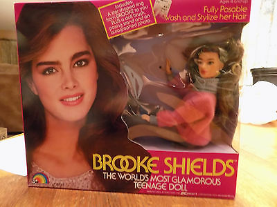 Brooke Shields Doll From The 80S