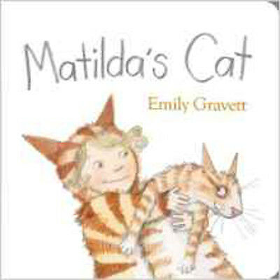 Matilda's Cat, New, Gravett, Emily Book