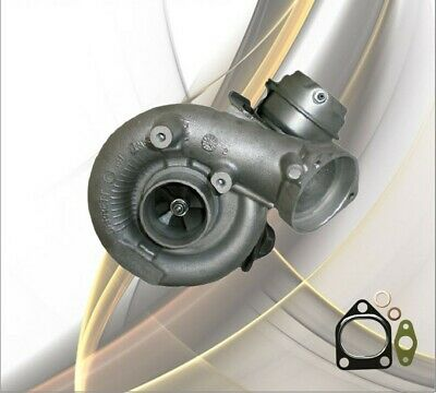 TURBOLADER BMW X5 3.0D (E53) 160Kw 218Ps  M57N 753392 753392-5015S 11657791046
