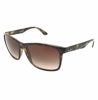 New Ray Ban RB4232 710/13 Havana/Brown Gradient 57mm Sunglasses