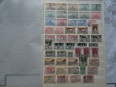 Super Mix of Belgium Issues on a Double Stock Page - Useful ? (Lot 1)