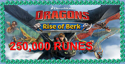 Dragons : Rise Of Berk cheat package Android iOS