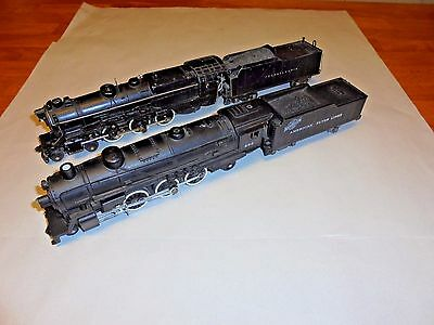 American Flyer #310 And #282 Locomotive Engines