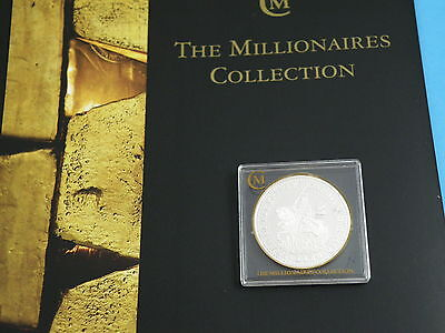 Millionaires Collection - KING CHARLES I OXFORD SILVER CROWN - Silver Proof Coin