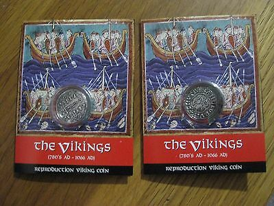 Viking Coin Packs - Cnut Penny AND St. Peter Coinage